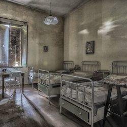 Abandoned hospise