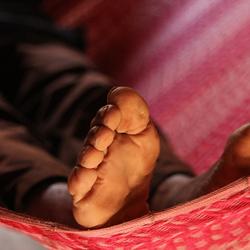 Maya voeten