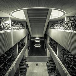 NL's grootste fietsstalling