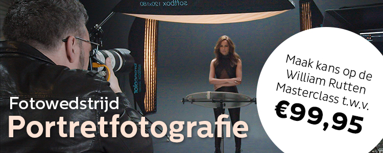 fotowedstrijd: Portretfotografie: William Rutten Academy