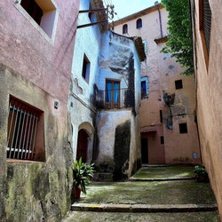 Spaans dorpje.
