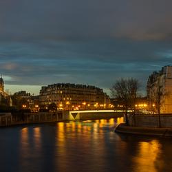 Parijs - Notre Dame - Pont Saint Louis