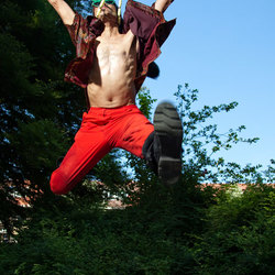 Bewerking: Pierre in the Jump
