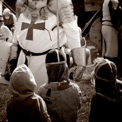 stoere ridders