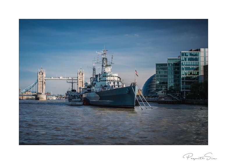 Londen Towerbridge -