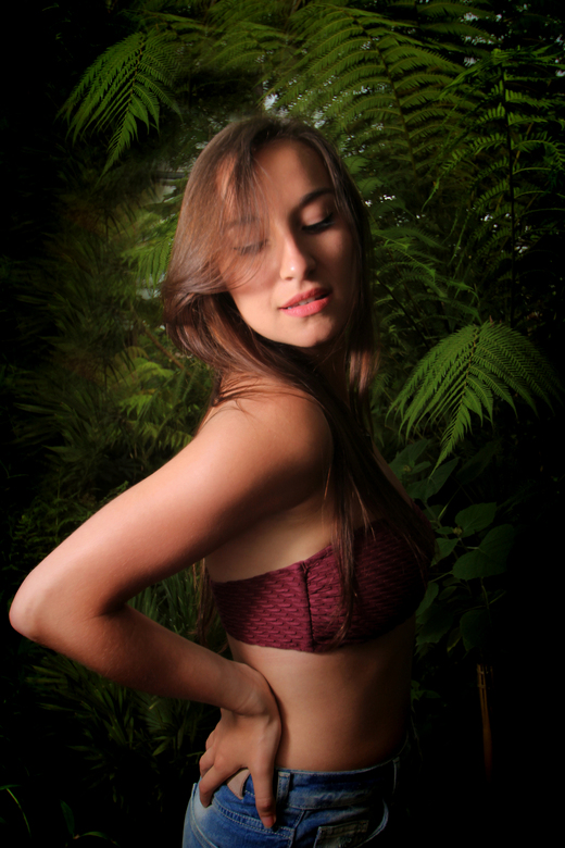 Wild Cat - Silke Thema: Jungle Fever
