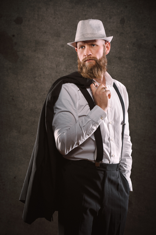 The beard I