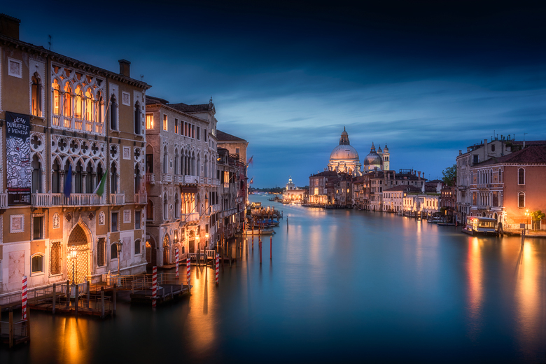 Venice at Night -