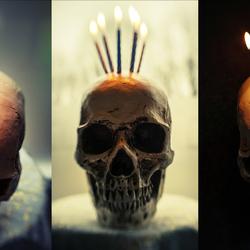 skull B day