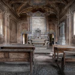 Palazzo de L. dei Conti M. e Chiesetta di S.A.