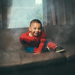 Superhero Jayden