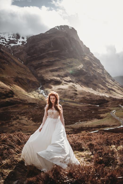 Glencoe Bride