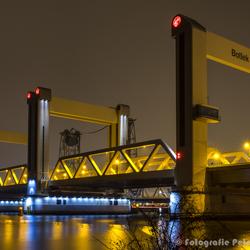 De nieuwe Botlekbrug, Rotterdam