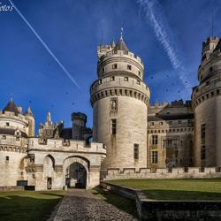 Het torenhoge kasteel