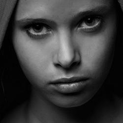 Portret van Desi