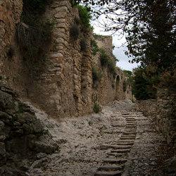 De steile weg omhoog