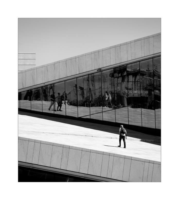 Oslo Opera House. II -