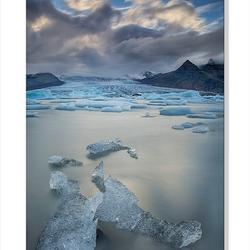 Vatnajökull Gletsjer