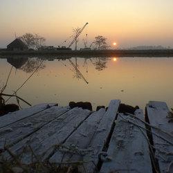 Saturday Sunrise.