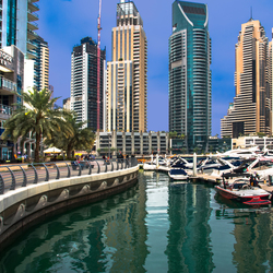 Dubai center