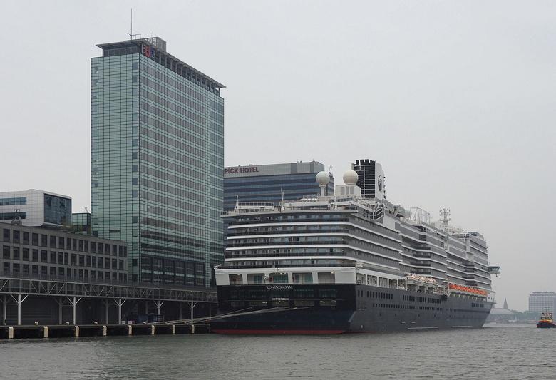 """Koningsdam - Zo...even mijn sloop schoongemaakt  <img  src=""""/images/smileys/smile-big.png""""/>"""