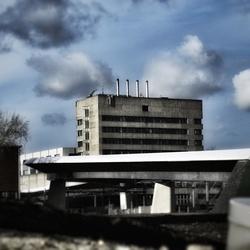Oud Postsorteercentrum Zwolle