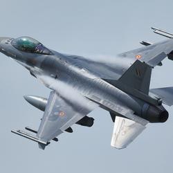 F16 vapour