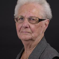 Mijn moeder vandaag 92 jaar
