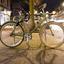 Nachtelijke fiets
