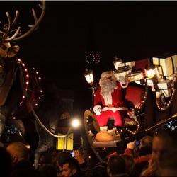 SBS6 Kerstparade
