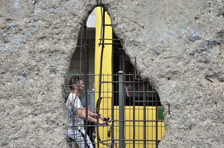 berlijnse muur -