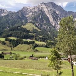 Leogang Oostenrijk