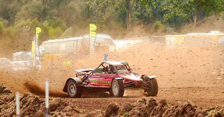 superklasse autocross Chevy V8 -