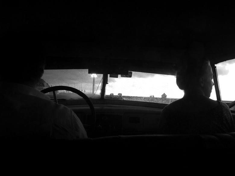 Havana taxi noir -