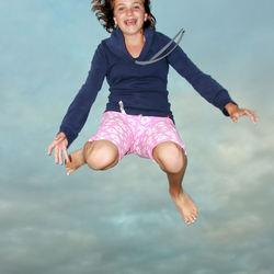 jumping Djoeke