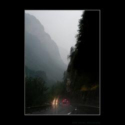 Bergpassen