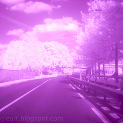 onderweg naar infrared tryout