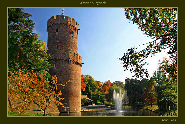 Nijmegen 2 - Kronenburgpark in de herfst nummer 2. Ieder bedankt voor de reactie op mijn vorige upload. gr.jos