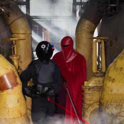 Legion 501 looking industrial