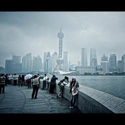 Shanghai Streets #13