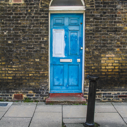 Blue Door - London