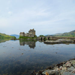 Eilean Donan Castle Schotland