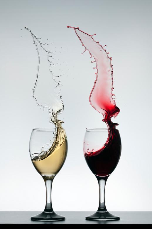 Wijn glazen