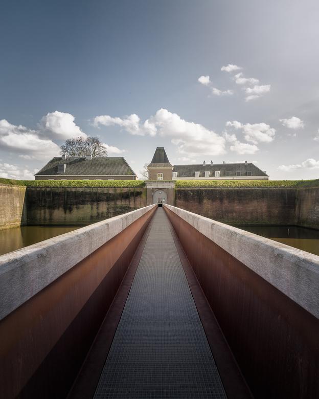 De citadel in Den Bosch -