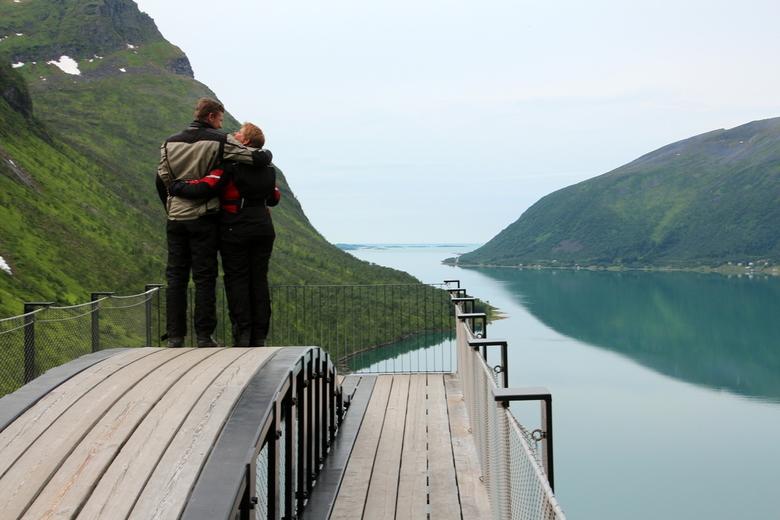 Moeder, zoon liefde ❤ - Moeder, zoon liefde ❤<br /> We waren op motor vakantie. Dit is Bergsbotn op Senja, Noorwegen