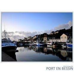 Port en Bessin..