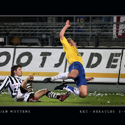 RKC - Heracles 2-0