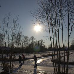 Giethoorn, 10 februari 2012
