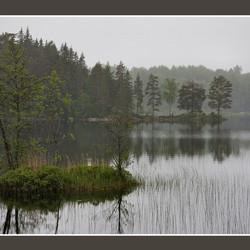 Zweden 's morgens vroeg