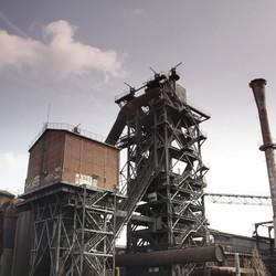 oude fabriek